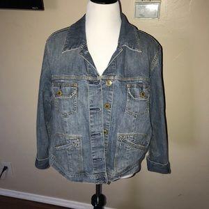 Old Navy women's jean jacket